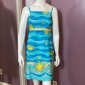 White Label Lilly Pulitzer Sun Dress